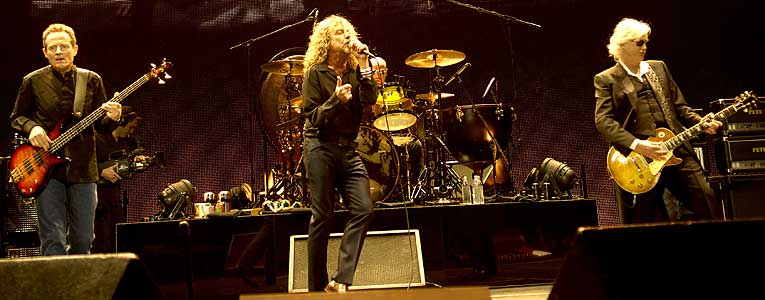 Led zeppelin - live in earls court arena, london, uk