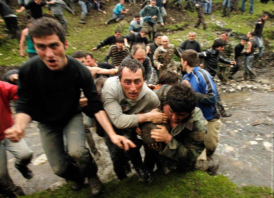 Лело — регби по-грузински