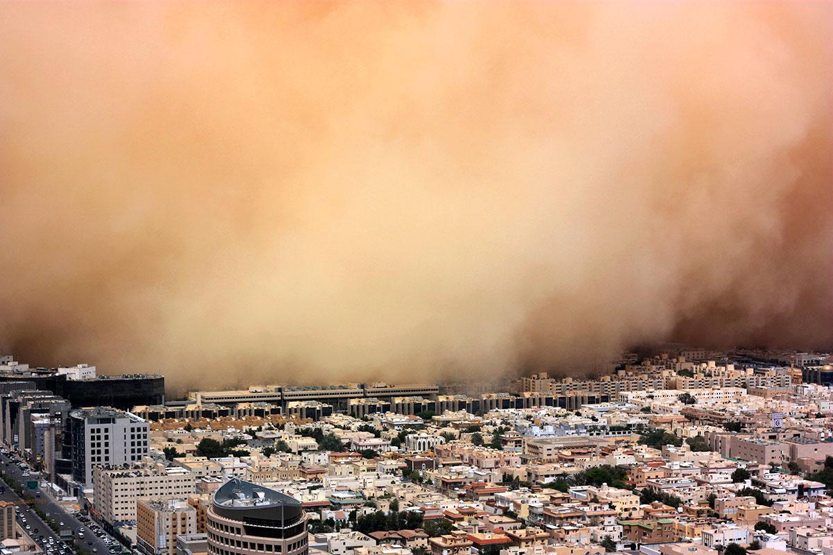 Ветер в пустыне как называется