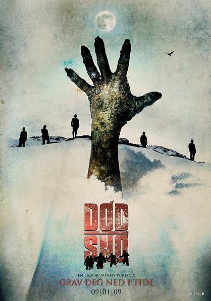 Постер Мертвого снега