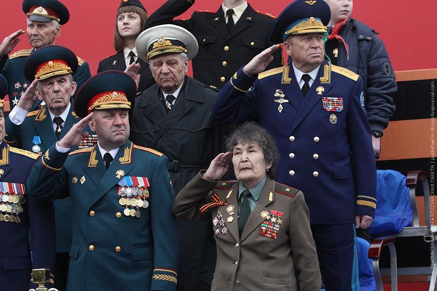 День Победы: про ряженых «ветеранов»