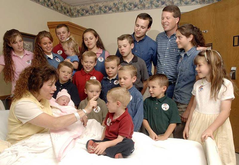 18 детей