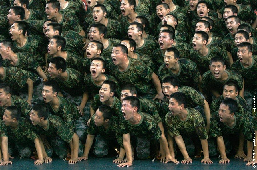 Днем, армия китая смешные картинки