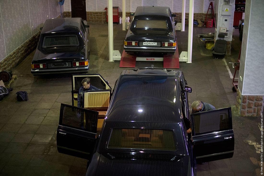 «Путинский» отечественный лимузин: миф или реальность?
