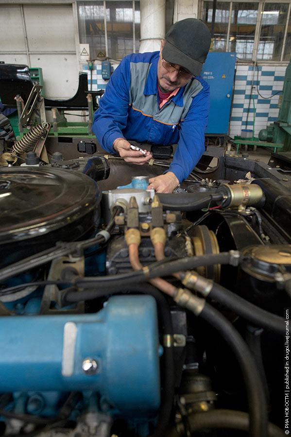 普京的国产专车:吉尔-4112P - die rose - die rose的博客