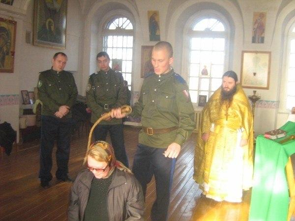 Охрана Путина не дает Михалкову упасть на колени перед президентом РФ - Цензор.НЕТ 9081