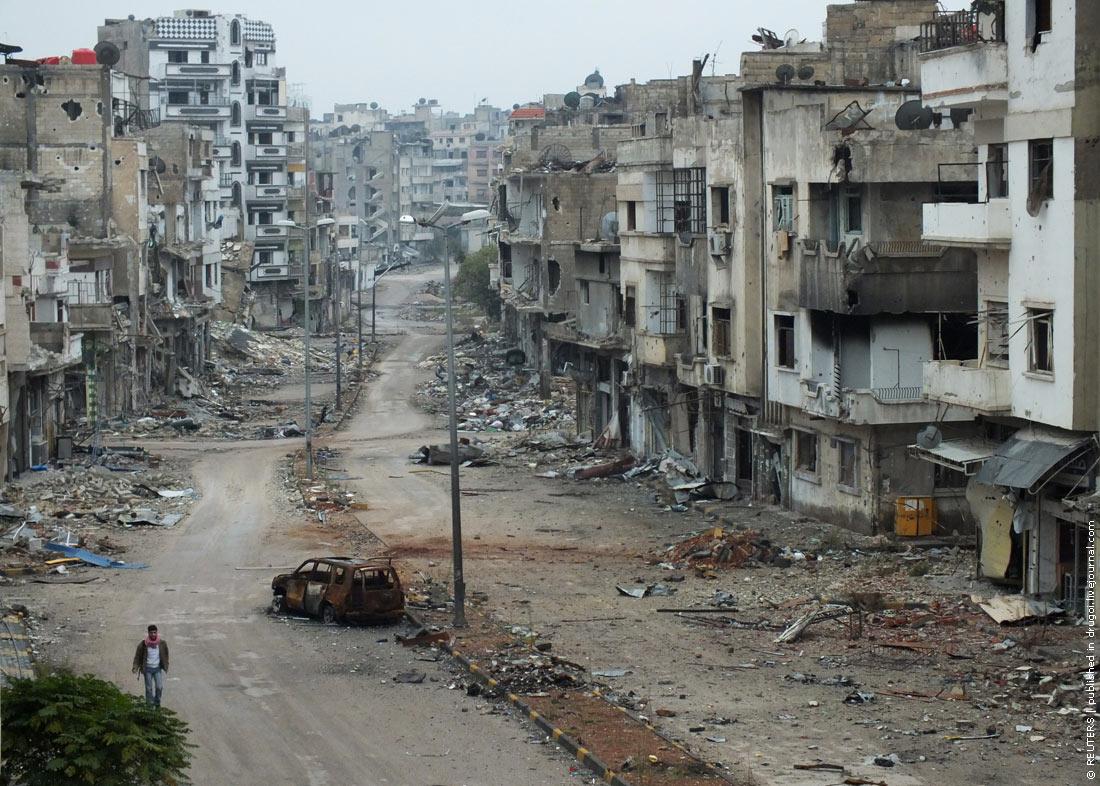 Жизнь в Сирии глазами русской женщины: Россия нас никогда не бросала