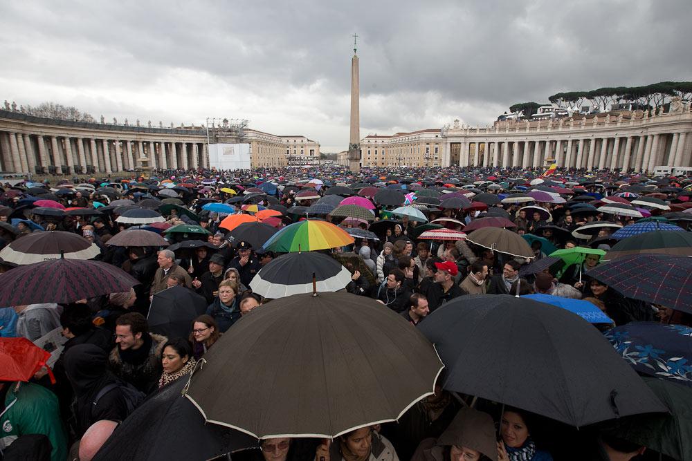 выбор папы римского - день 2