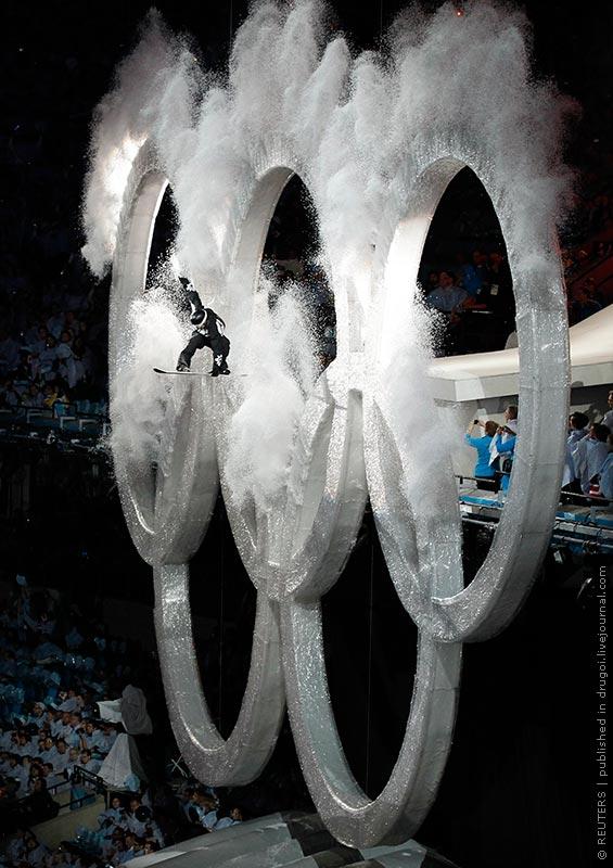 XXI Зимние Олимпийские игры открылись!!!