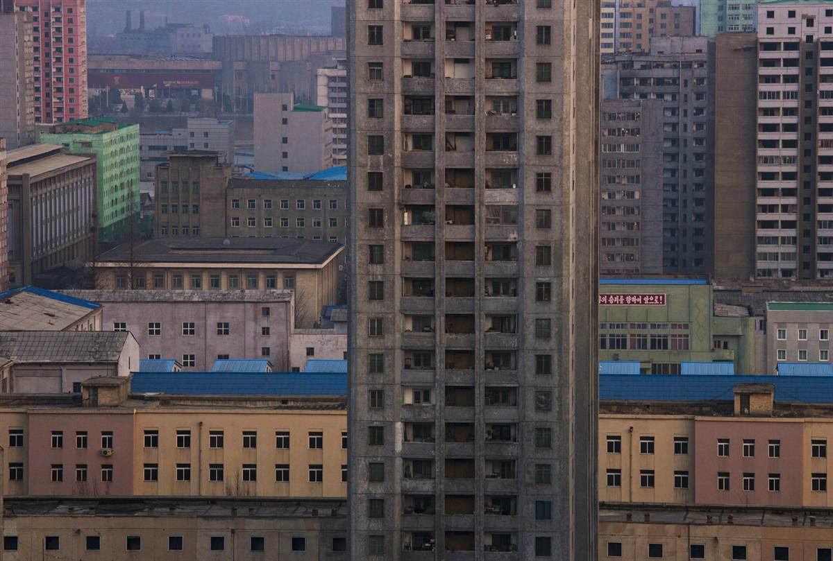 essays on daily life in north korea