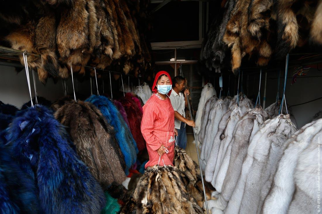 Китайские меха из Чонгфу
