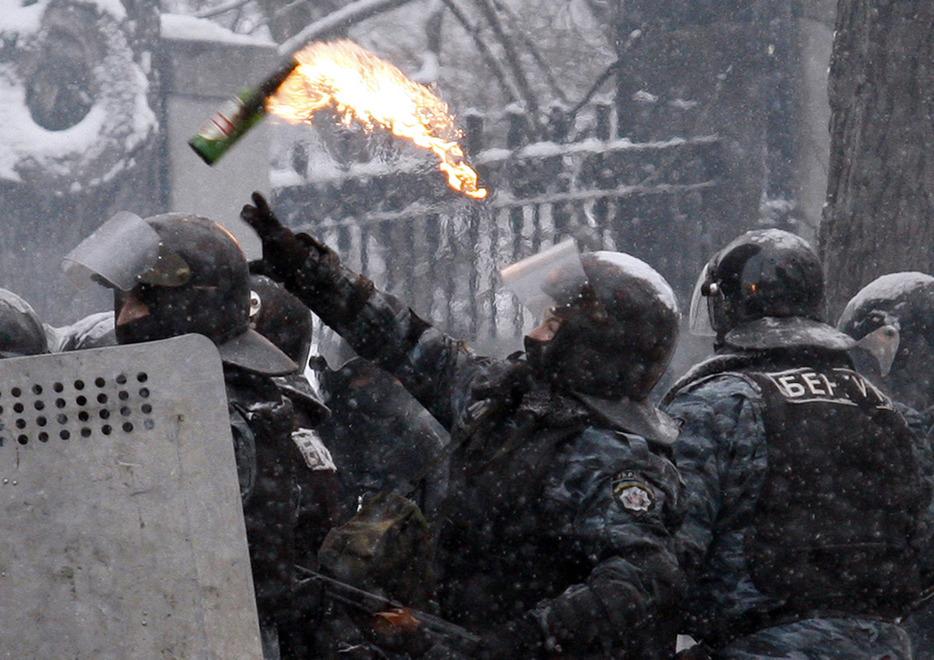 украинский рецепт коктейля молотова