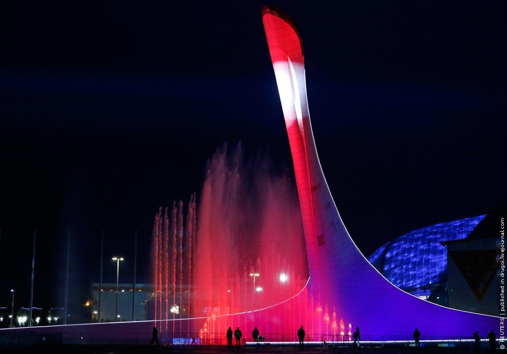 Игры в Сочи: фотодневник