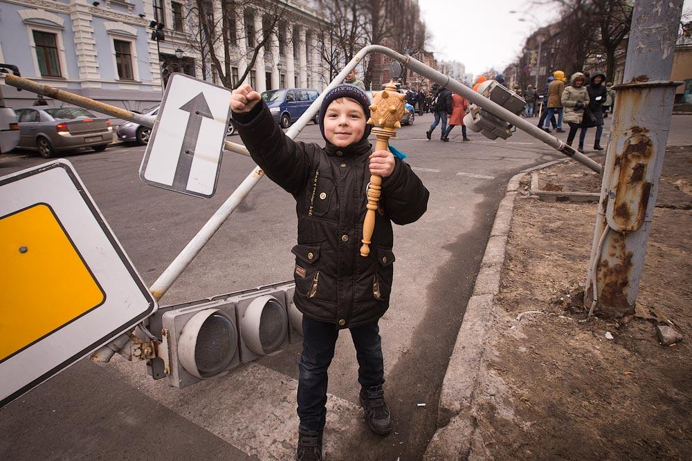Траурное вече в память о погибших героях Небесной сотни проходит на Майдане Независимости в Киеве - Цензор.НЕТ 2179