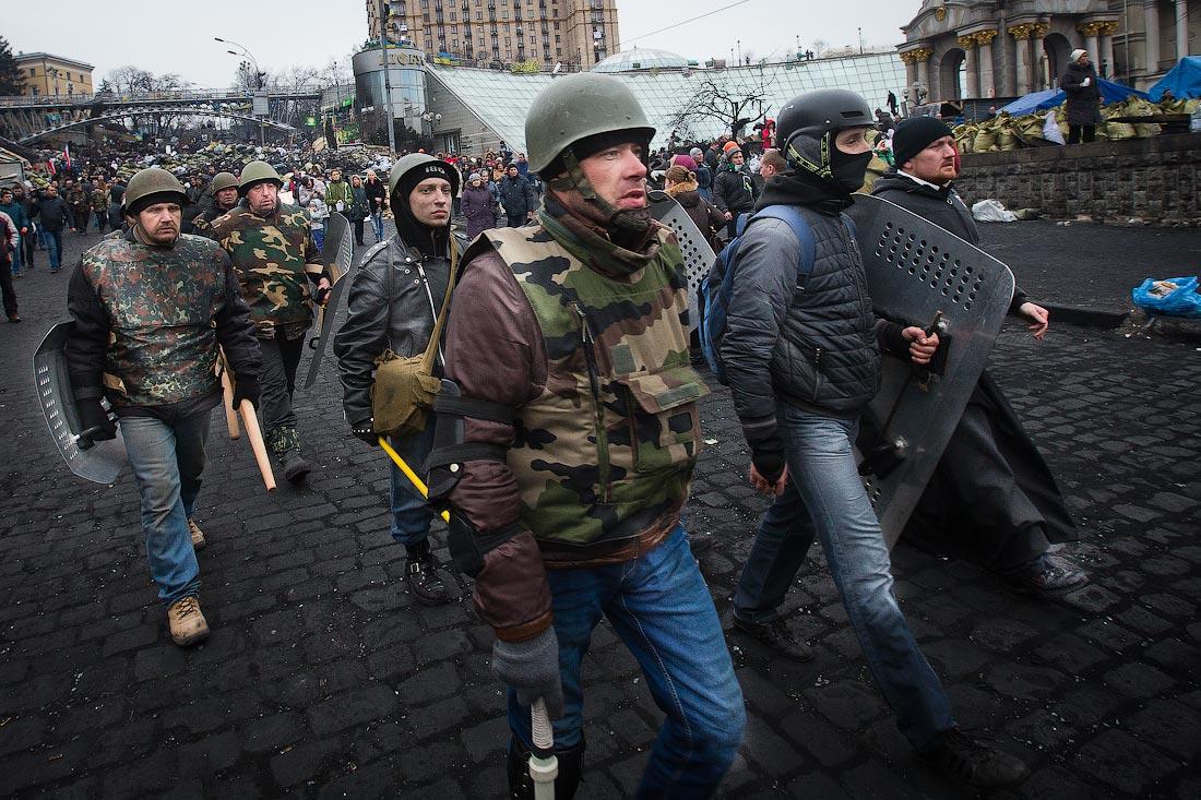ООН хочет разобраться в природе украинского