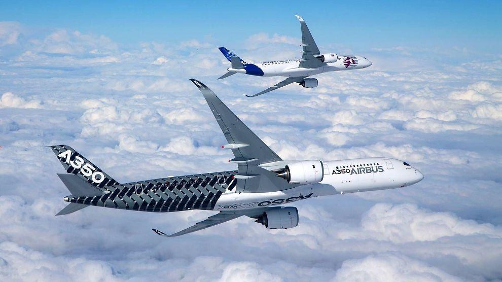 Новости большой авиации