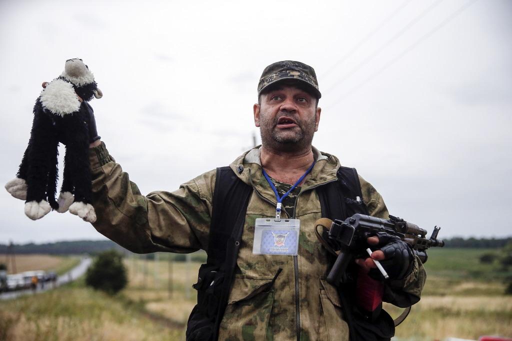 Иван Грозный спасает MH-17