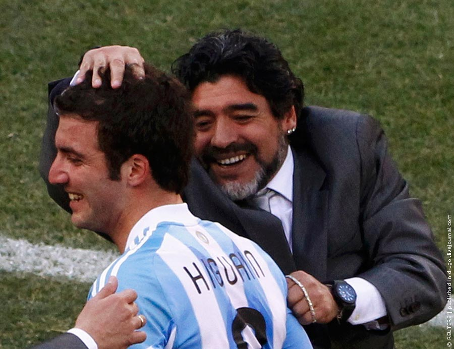 Аргентина — Южная Корея 4:1