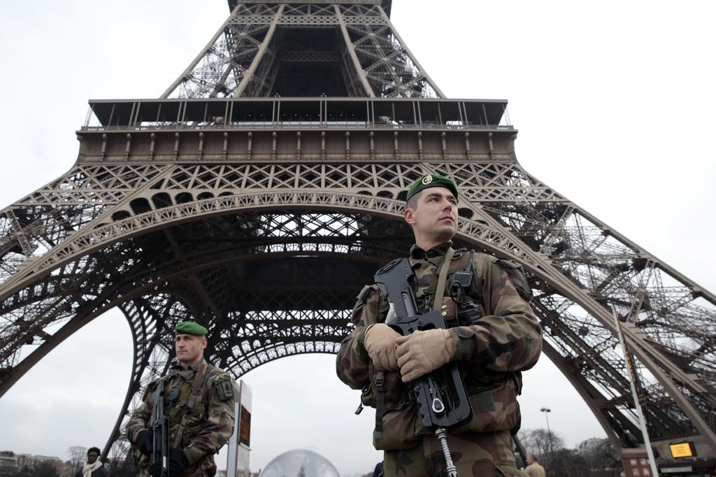 Трагедия в Париже