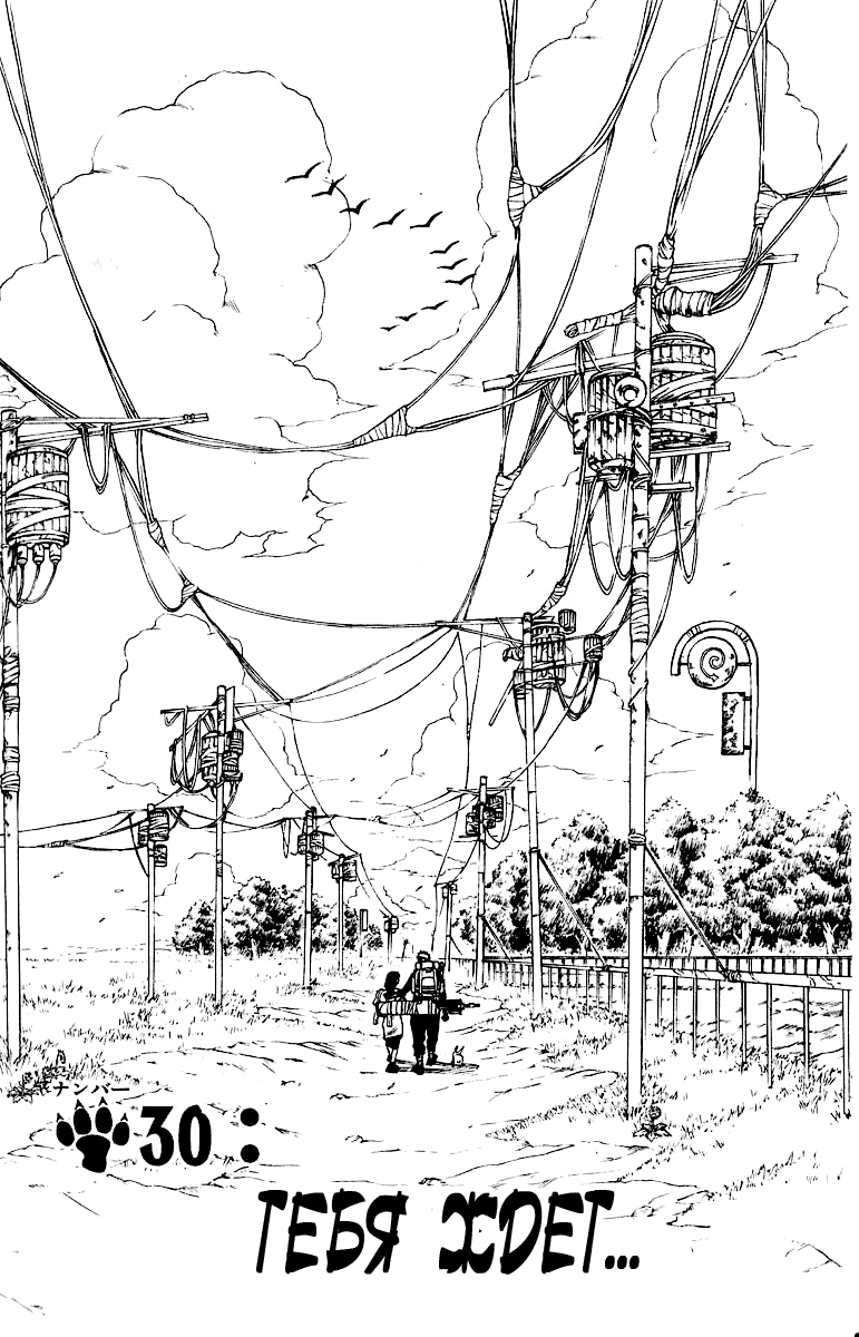 Манга Наруто 30 глава