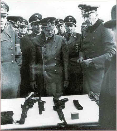 Немецкая военная культура - поднятый воротник: что бы это значило?