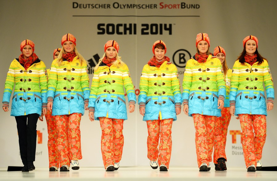 Олимпийский Платья