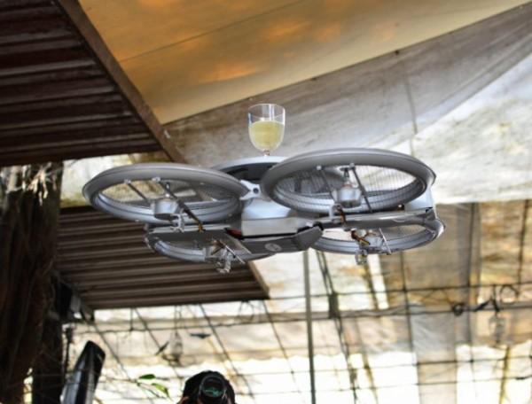 Летающие дроны