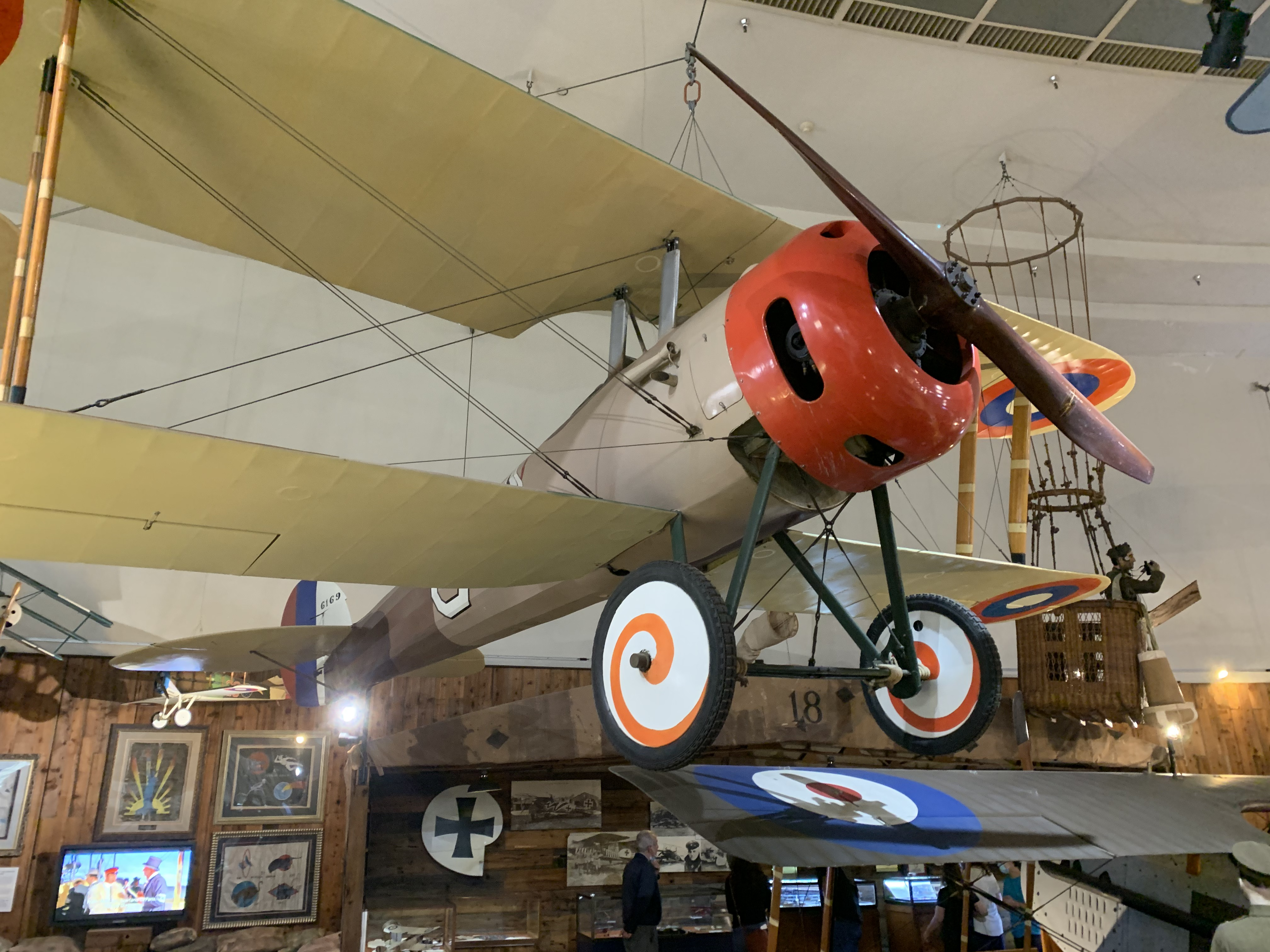 Nieuport C28