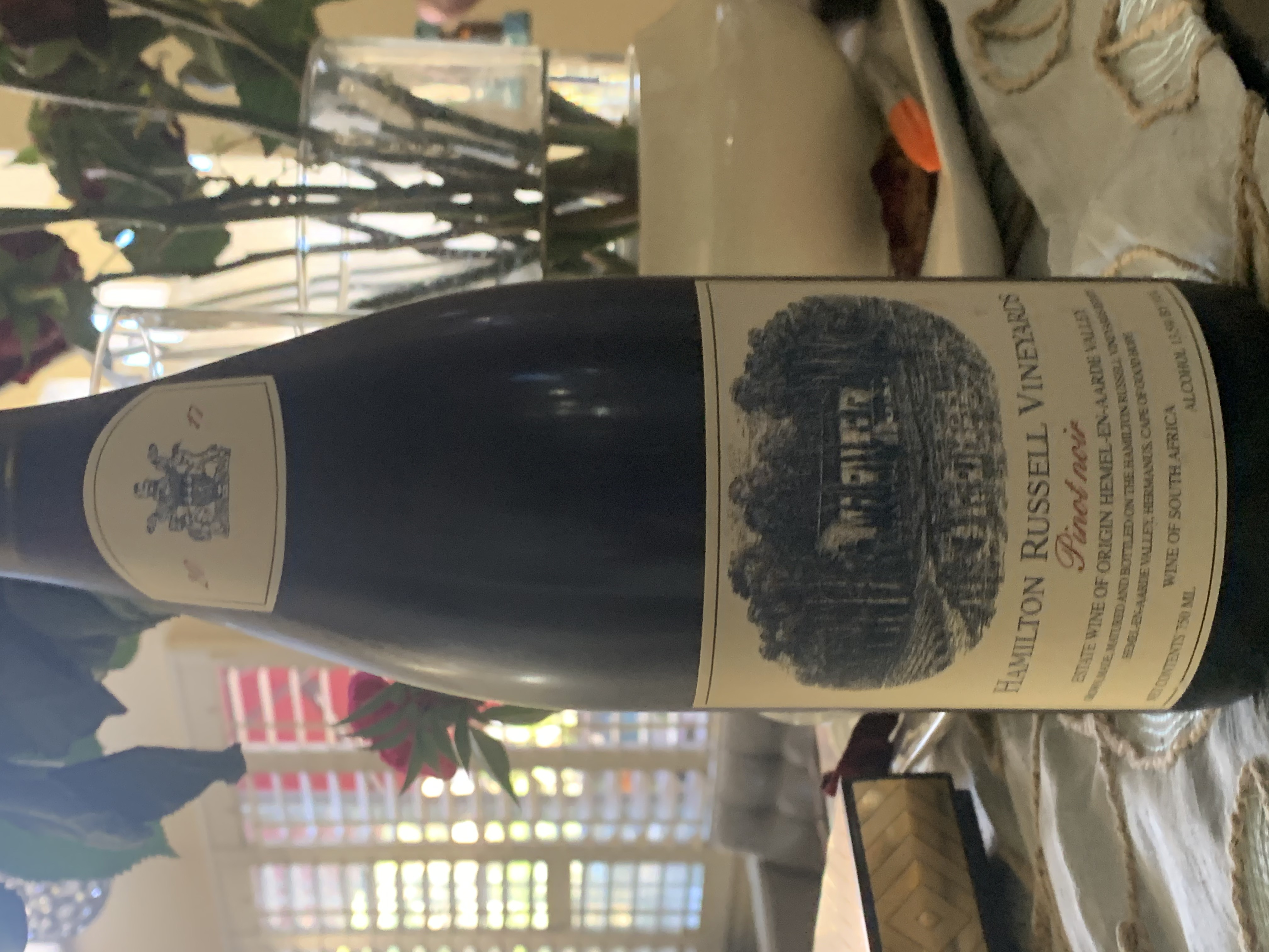 Hamilton Russel Pinot Noir 2018