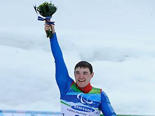 Ирек Зарипов - герой Паралимпиады Ванкувер 2010