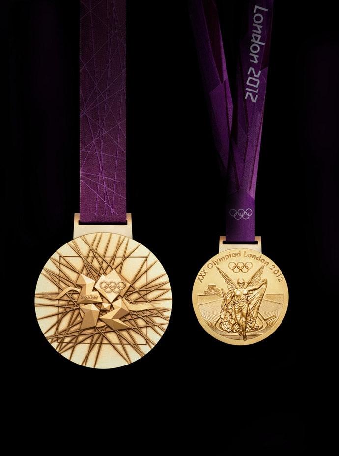 olympic gold-2012лондон