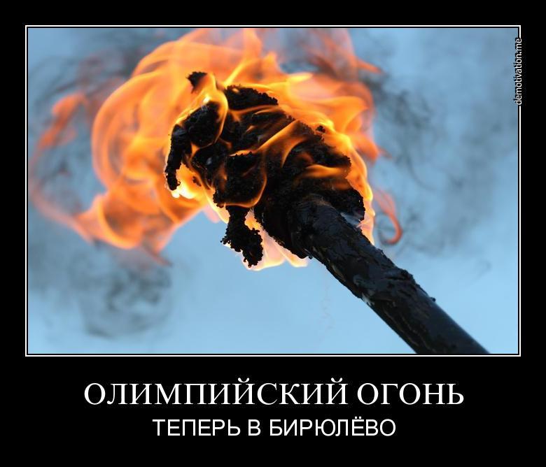 215877_900 Олимпийский огонь в Бирюлево