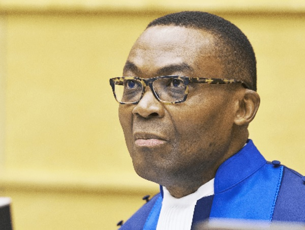 4th President of the International Criminal Court Chile Eboe-Osuji