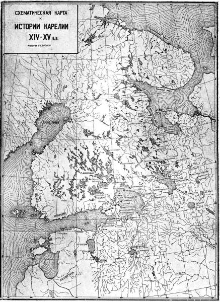 карта Гадзяцкого