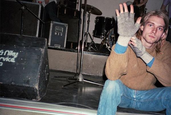 166 Курт Кобейн в Piper Club, Рим, 1989