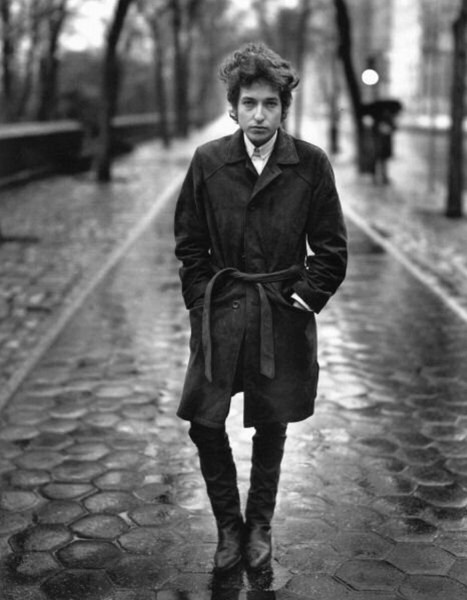 168 Боб Дилан - Центральный парк, Нью-Йорк  - 1965