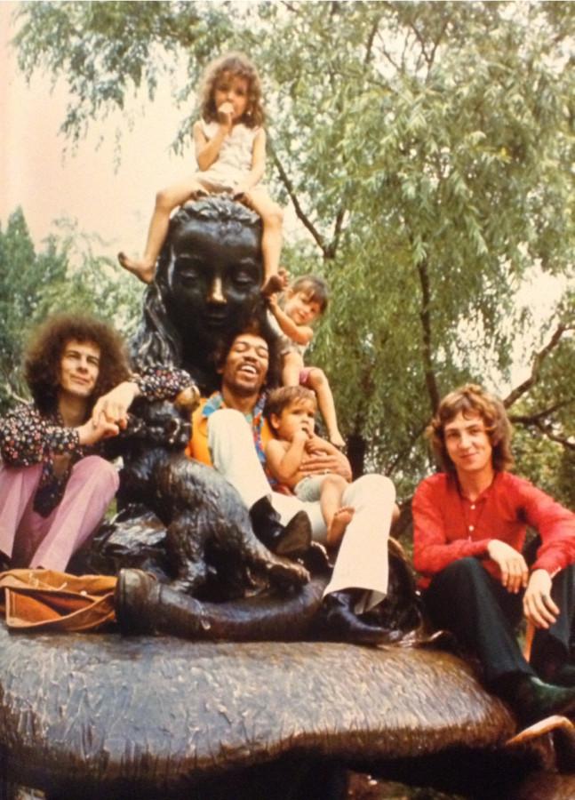 016 Jimi Hendrix Experience, 1967-1968