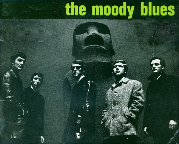 174 The Moody Blues - 45 rpm Extended Play - 1965