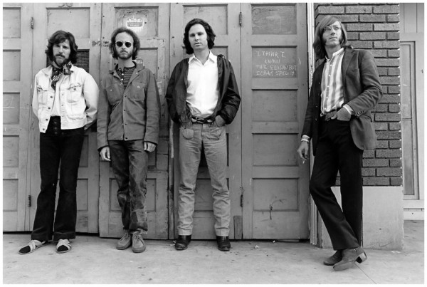 177 The Doors - photo by Henry Diltz - 1969