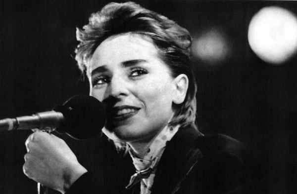 011 Жанна Агузарова, фото 1987 года