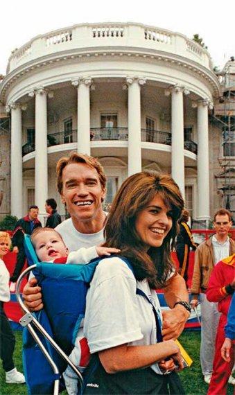Кэтрин только родилась, когда первый президент Буш назначил меня «главным специалистом здорового образа жизни»