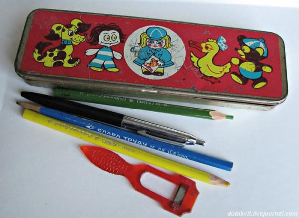 Шариковые советские ручки
