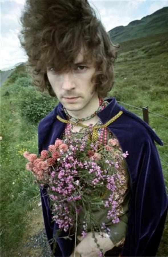 019 Эрик Клэптон с дикими цветами, 1967