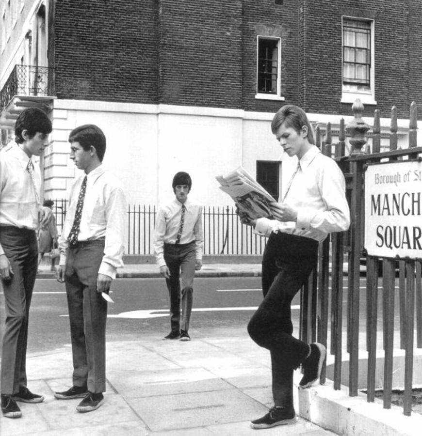 027 Дэвид Боуи, 1966