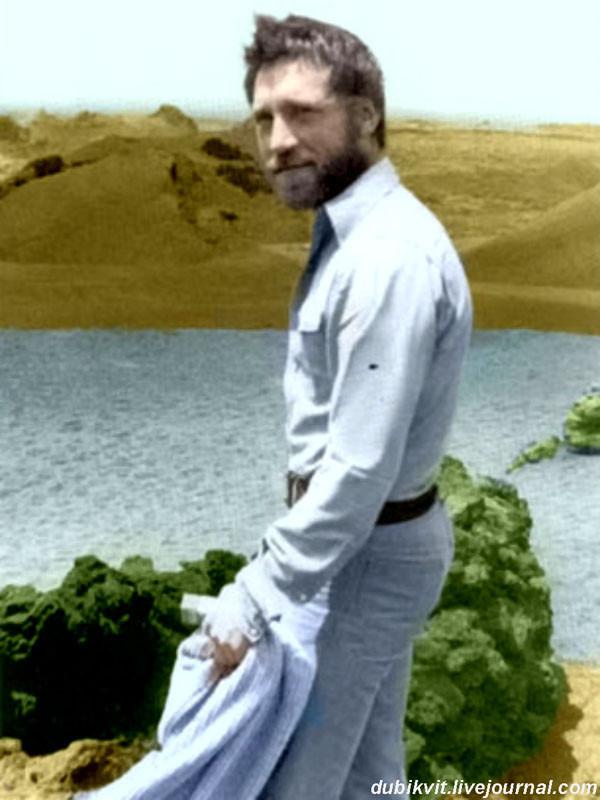 054 Владимир Высоцкий на острове Тенерифе. Фото 25 апреля 1976 года