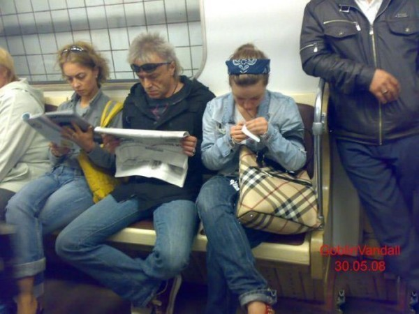 012 Кинчев в метро