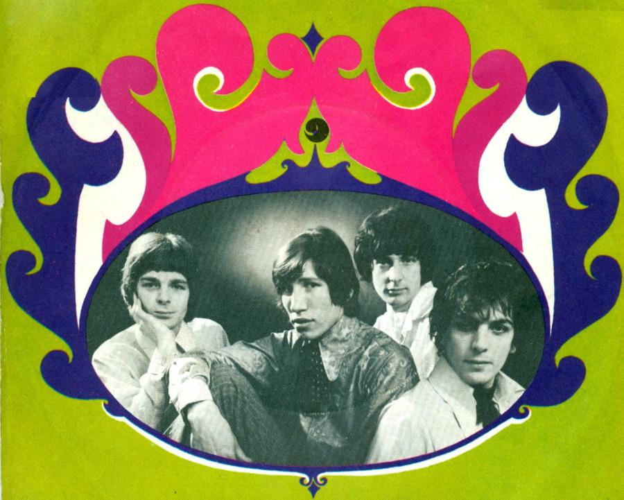 004 PINK FLOYD, 1967