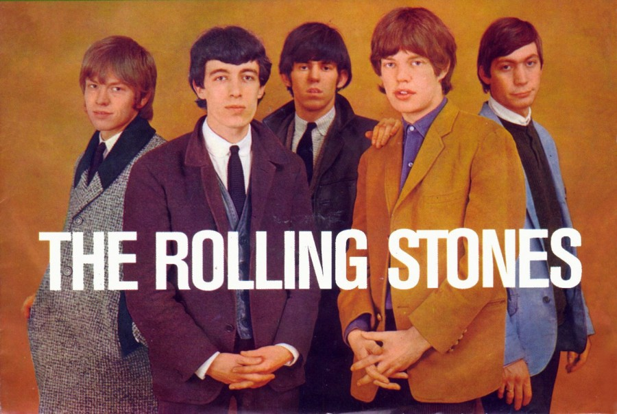 009 The Rolling Stones  1966