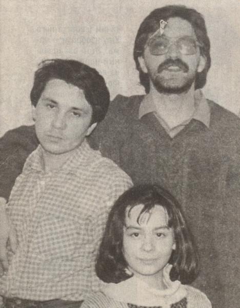 013 Юрий Шевчук, его жена Эльмира Бикбова и Ильдус Илишев