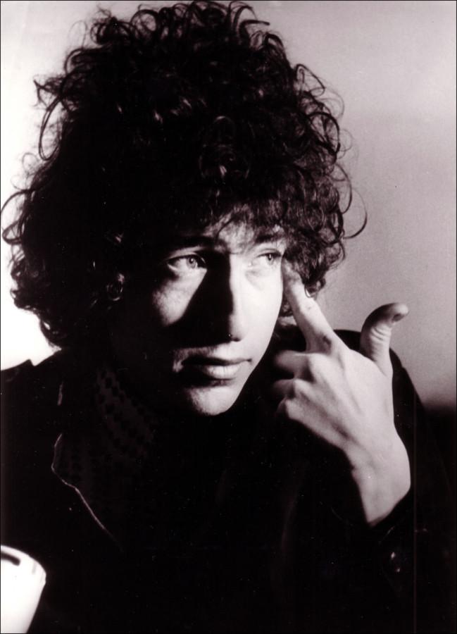 010 Боб Дилан в Париже, 1966